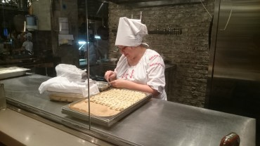 The pelmeni women - does nothing else the whole day :D