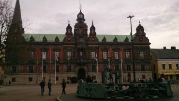 Rathaus von Malmö, Schweden