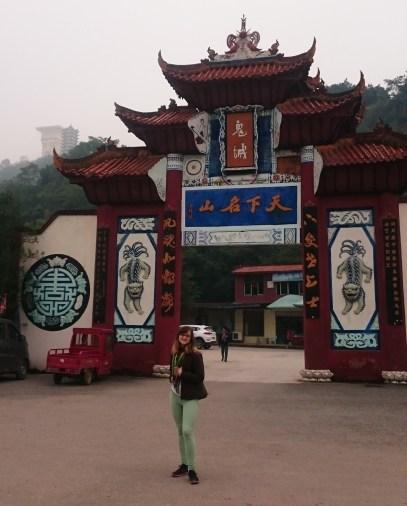 Feng Du Ghost city