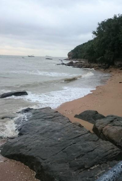 Nice beaches of Hong Kong