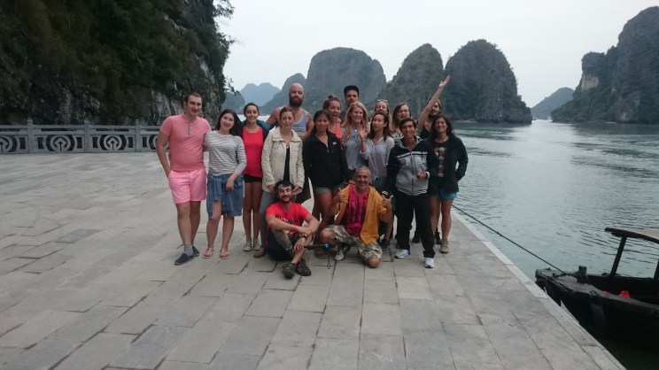 My great group of the tour