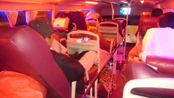 Overnight Bus!
