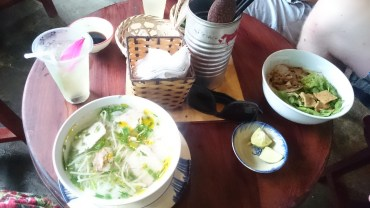 Pho famous noodle soup - Yummy Lunch