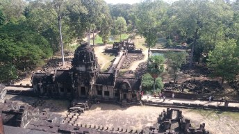 Baphuon Temple in Angkor Thom area
