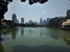 Lake at Lumpini Park