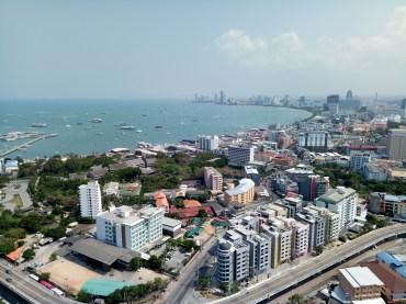 View over Pattaya