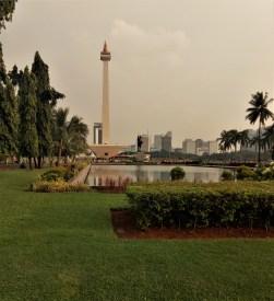 MoNa in Jakarta, capital of Indonesia