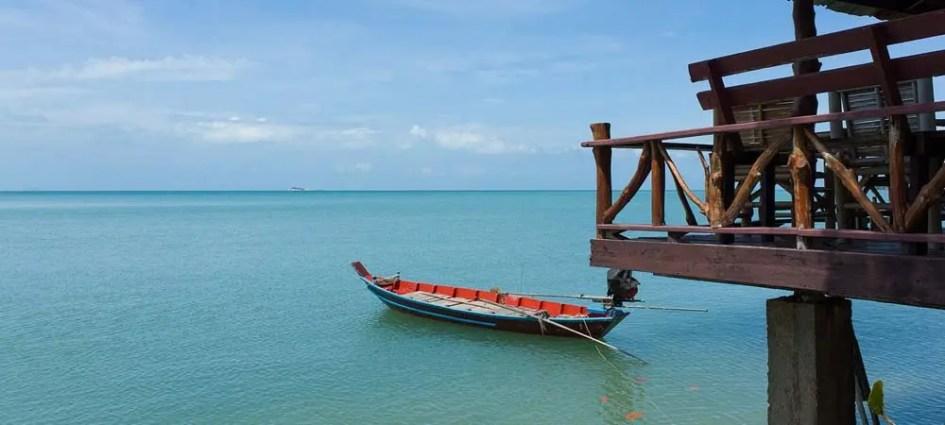 Thailand Travel tips - boat