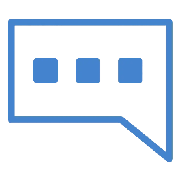 Chat with us icon
