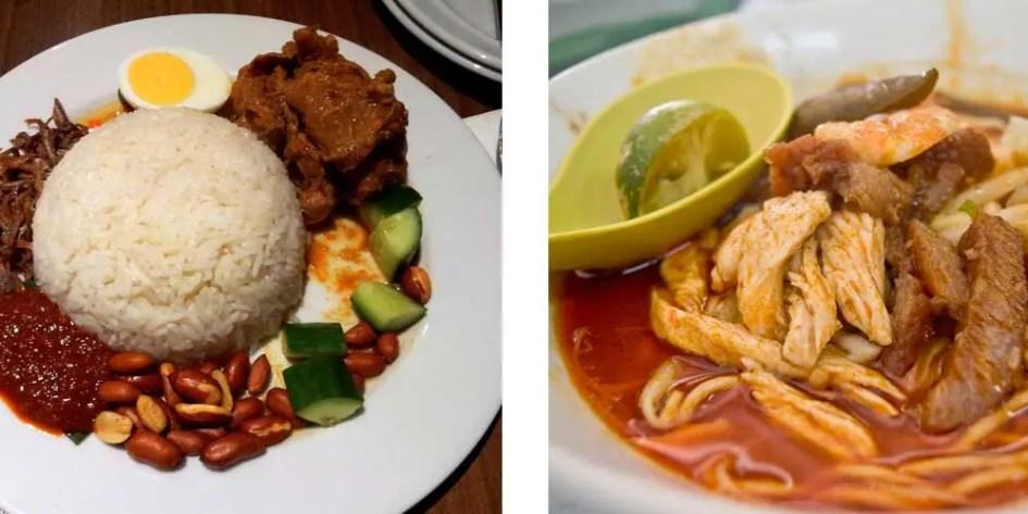 Georgetown Penang restaurants