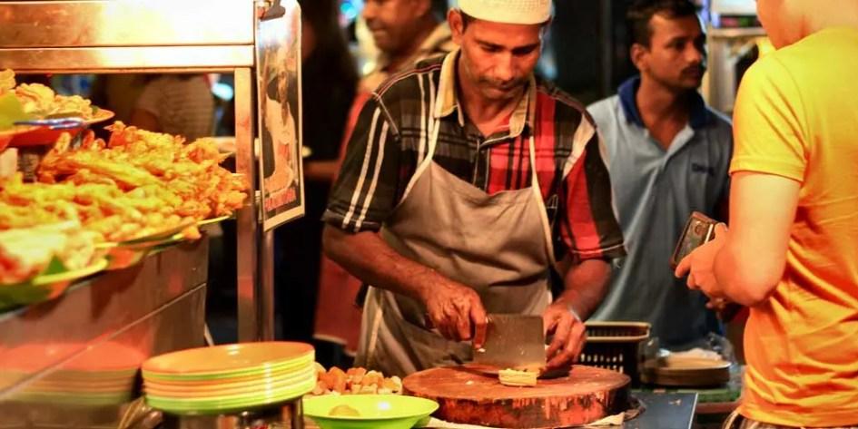 Georgetown Penang Street Food