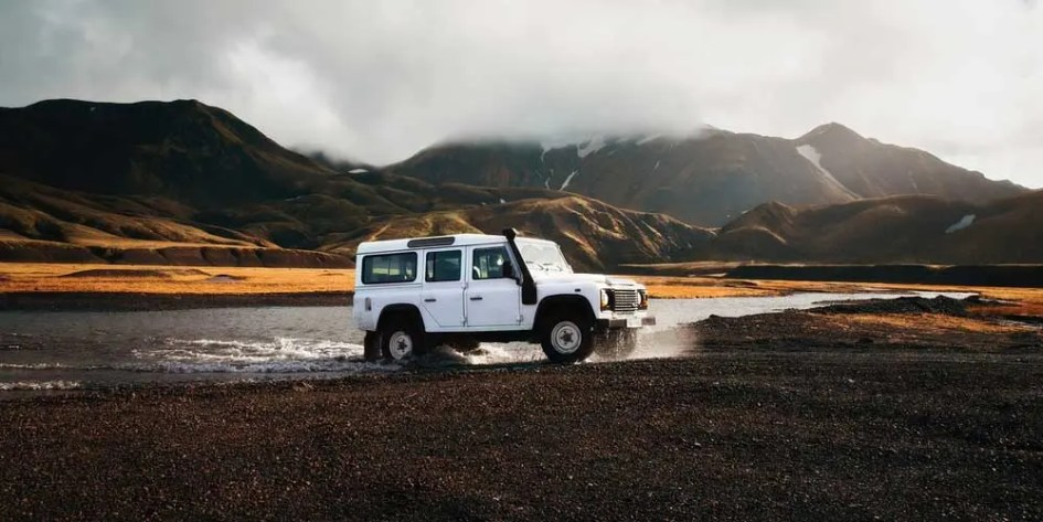 Iceland car hire tips
