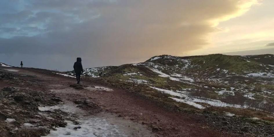 Amazing Iceland landscape