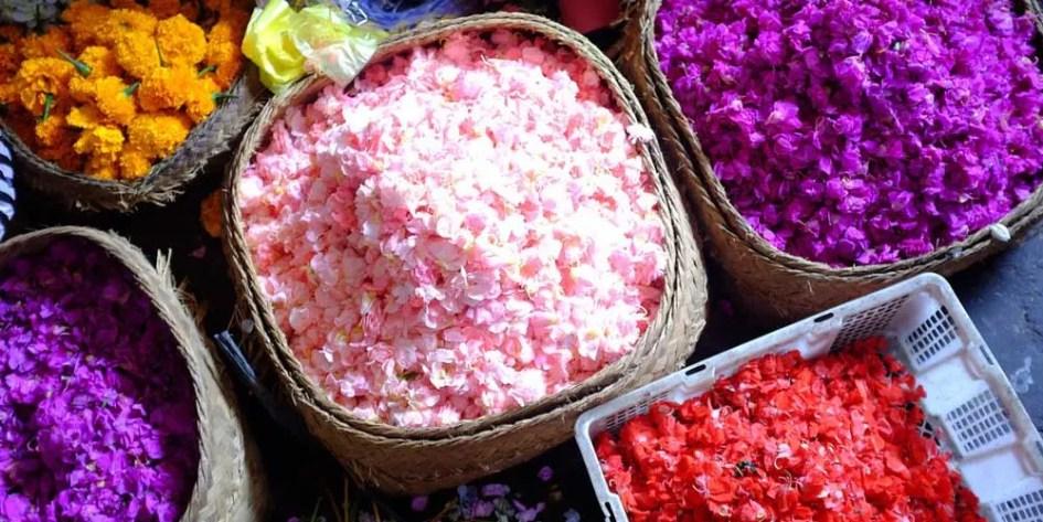 Bali markets and shopping