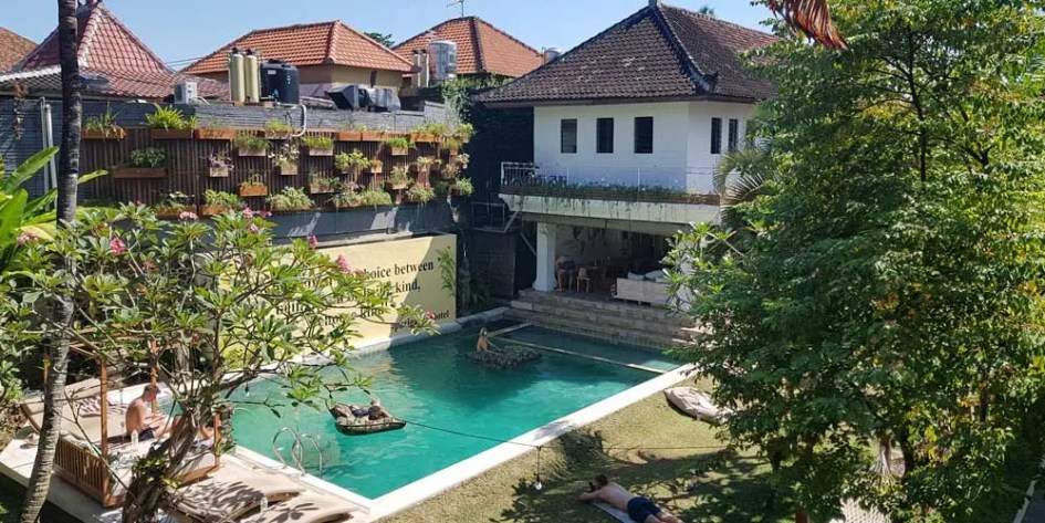 Cheap Ubud accommodation - Puri Garden and Hostel