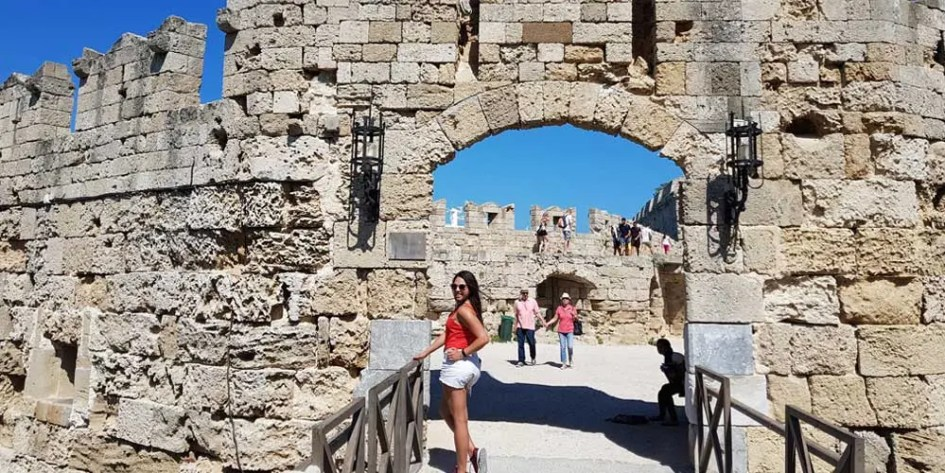 Rhodes Old Town Fortress