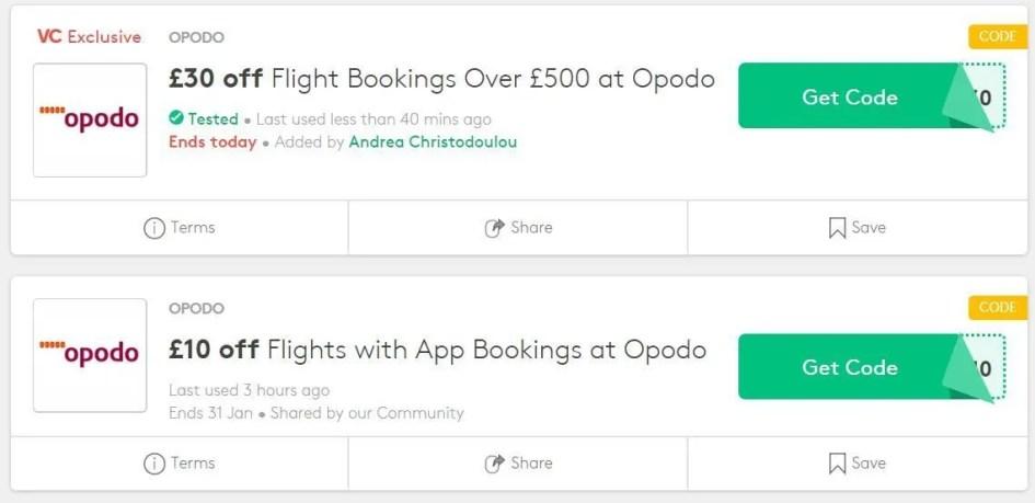 Flight promo codes - Cheap Rhodes Holidays