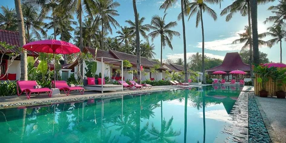 Pink Coco Hotel Gili Air