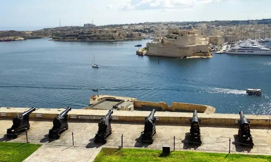 Valletta viewpoint