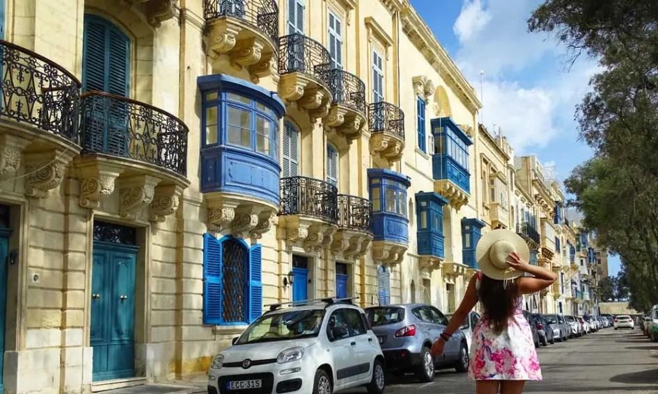 Where to stay in Malta - Valletta