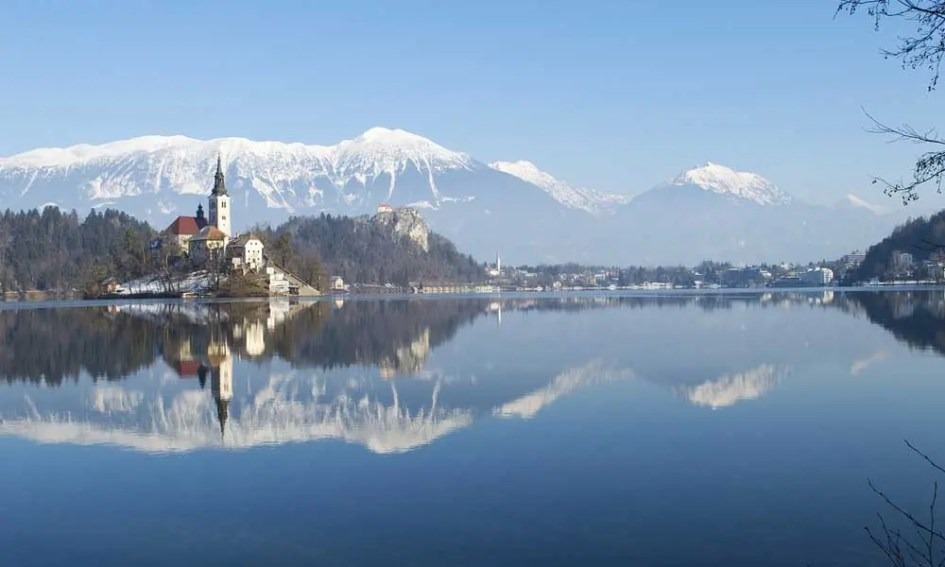 Where to go on holiday in 2019 - Lake Bled