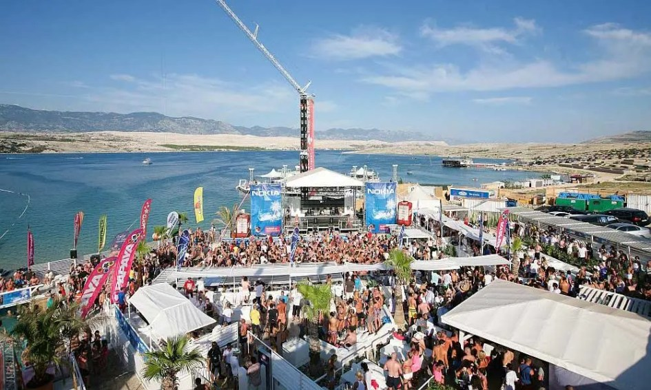 Things to do in Novalja - Shows party at Zrce Beach