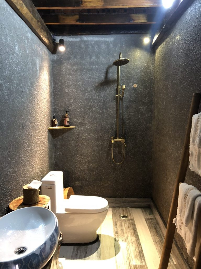 No.5 Valley Inn - Bathroom