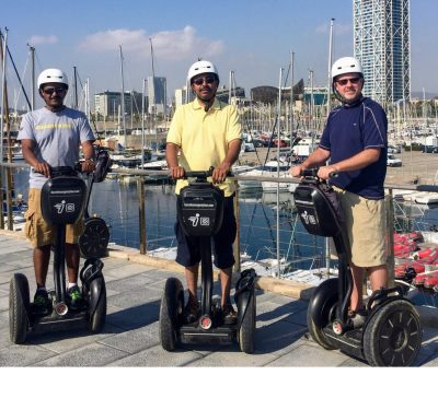 Segway Tour - Barcelona, Spain