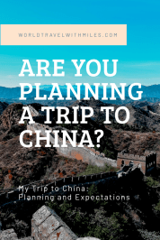 Are You Planning A Trip to China Pinterest