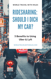 Ridesharing Should I Ditch my Car Pinterest