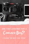 Are you Looking for a Camera Bag?