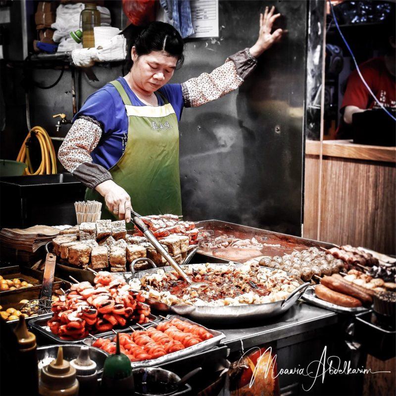 Hong Kong Street Food