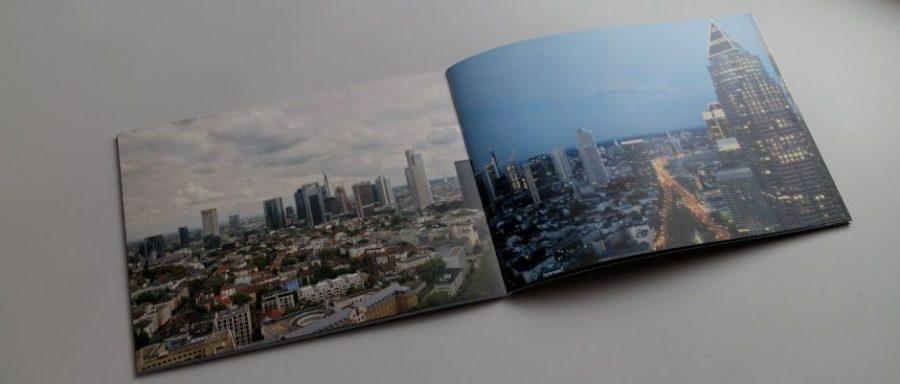 clixxie Fotobuch   Skyline Frankfurt day x night