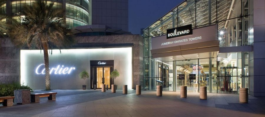 Jumeirah Emirates Towers | The Boullevard Shopping Mall