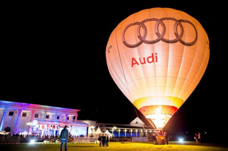 SWR3 New Pop Festival 2013 | Heißluftballon