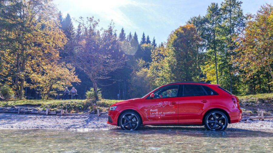 Audi Land of quattro Alpen Tour | RS Q3