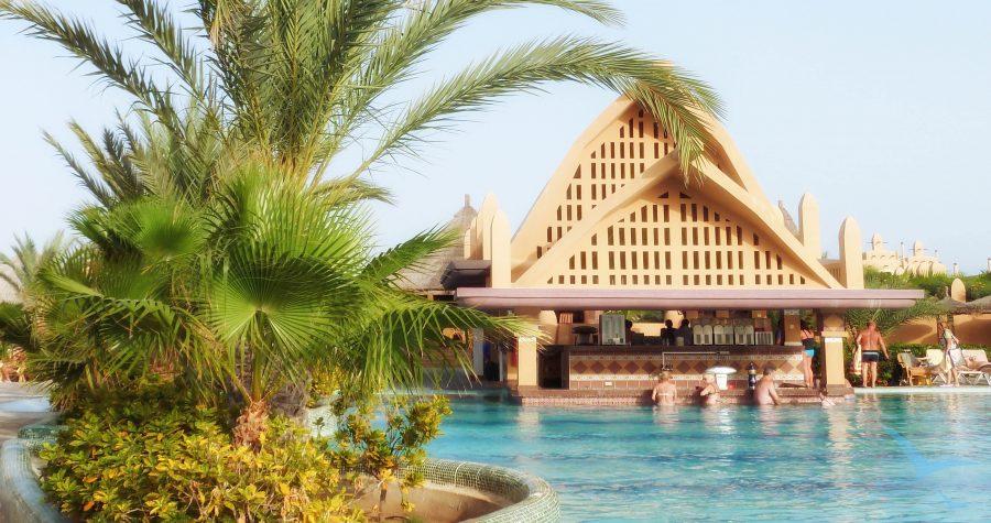 Kapverdische Inseln | RIU Garopa Poolbar
