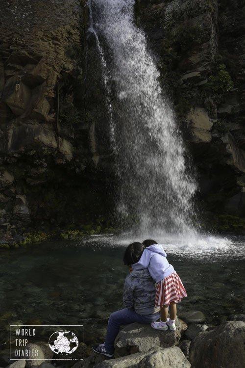 Taranaki Falls, NZ