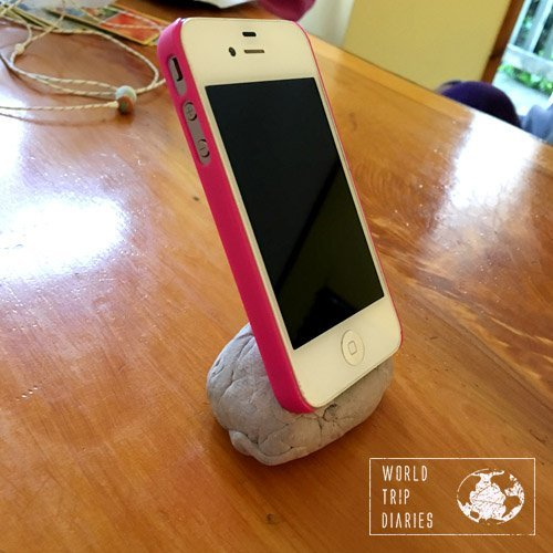 blutack iphone