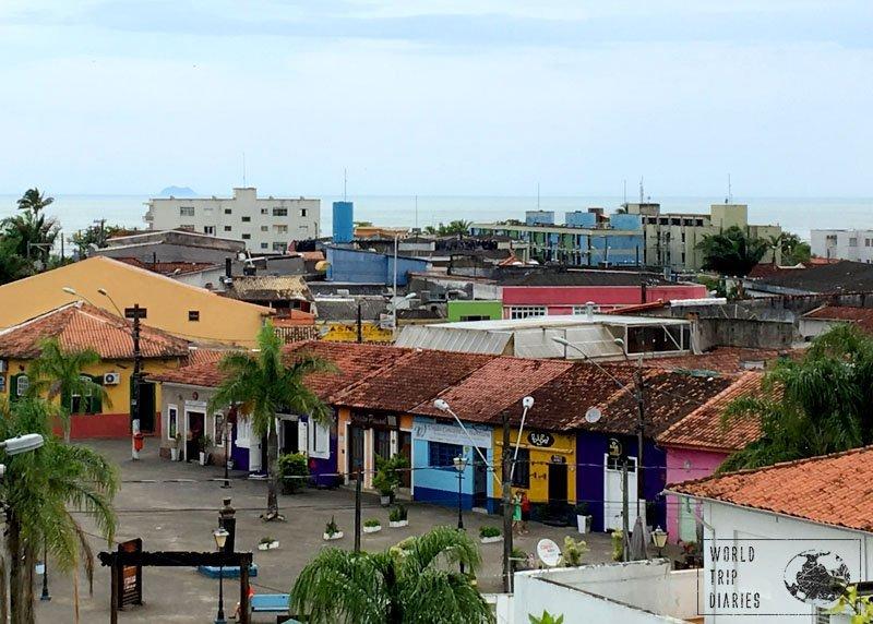 itanhaem town center