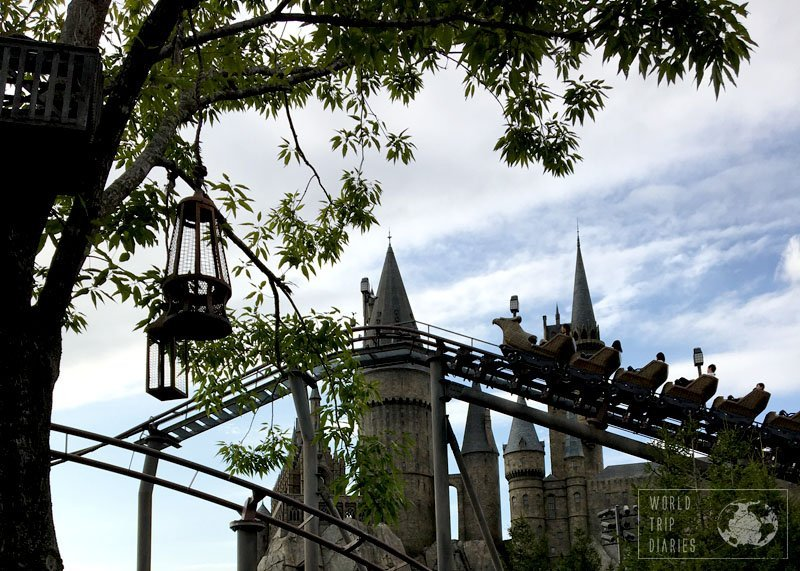 Hogwarts, USJ