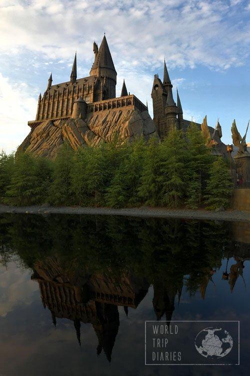 Hogwarts at USJ