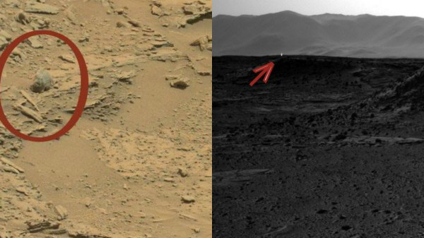 19 Most Mysterious Things Ever Photographed On Mars ...