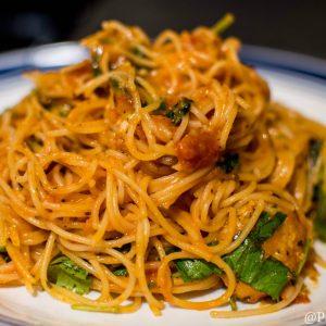 Delicious Spinach Chicken Spaghetti 2