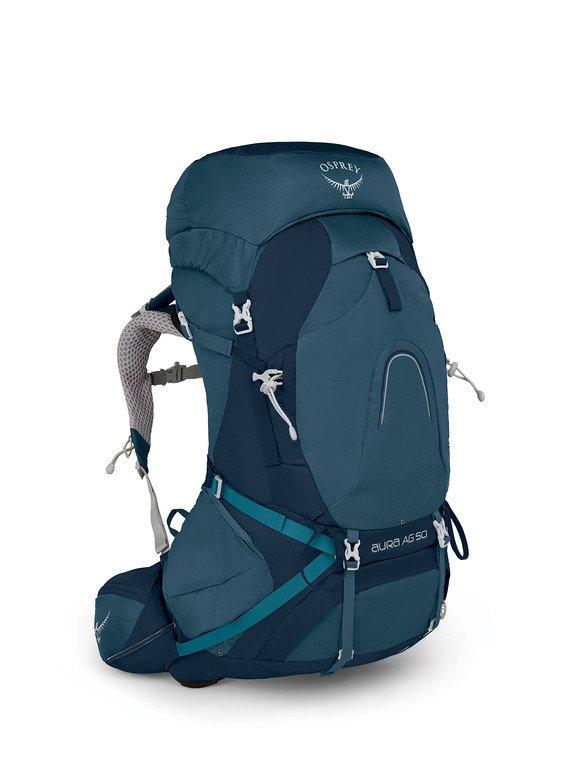OSPREY AURA 50L travel backpack for women