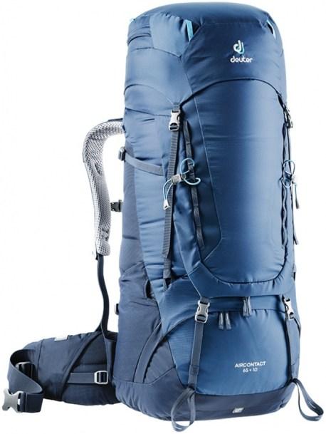 DEUTER AIRCONTACT 65L+10L travel backpack