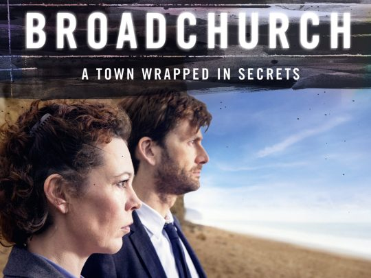 "Image of British TV shows ""Broadchurch"""