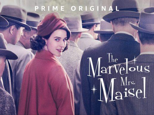 "Image of Amazon Prime Original ""The Marvelous Mrs Maisel"