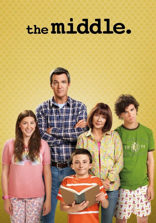 """Image of the American sitcom """"The Middle"""""""