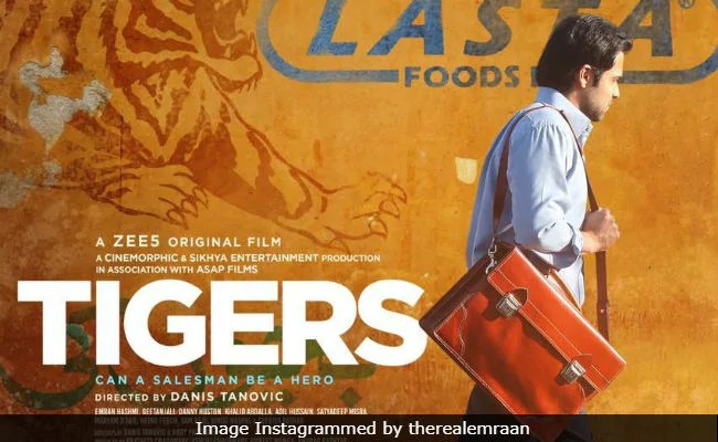 Why Should You Watch Emraan Hashmi's Film 'TIGERS'? 1